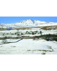 Christmas card - Mallerstang in the snow (pack of 5)