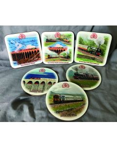 Coaster - Round or Square - Pack of four