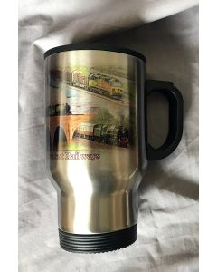Settle-Carlisle Railway Travel Mug
