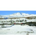 Settle-Carlisle Railway Christmas Cards: Mixed selection from previous years (pack of 5)